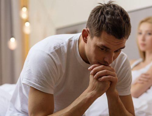 problém s erekcí u mladých mužů