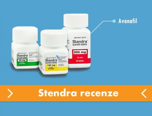 Stendra (Avanafil) recenze